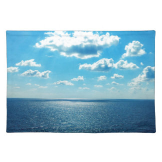 Rays over the Sea Placemat