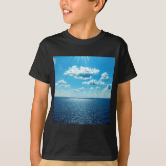 Rays over the Sea T-Shirt