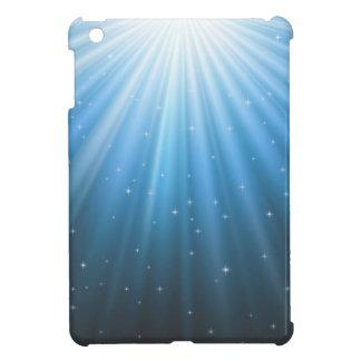 Rays Sun beam inspirational iPad Mini Cover