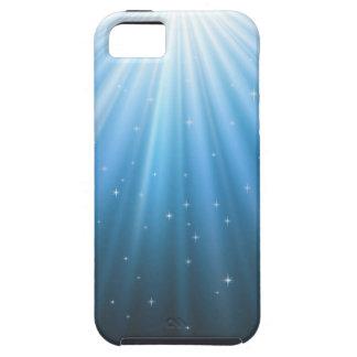 Rays Sun beam inspirational iPhone 5 Case