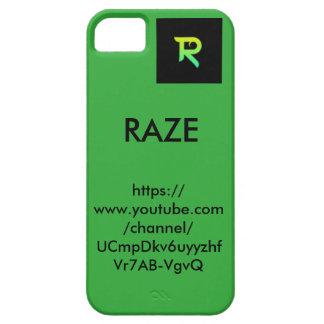 RAZE phone case iPhone 5 Cases