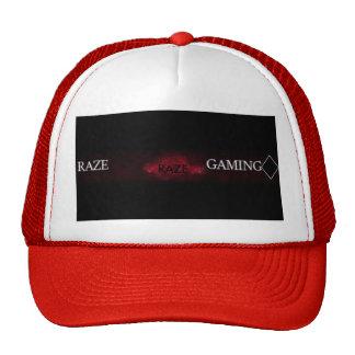 RAZE snap back Trucker Hat