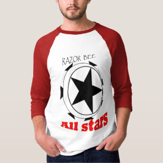 Razor Bee All stars T-Shirt