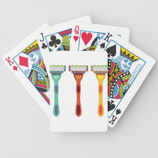 Razor Vector Bicycle Playing Cards