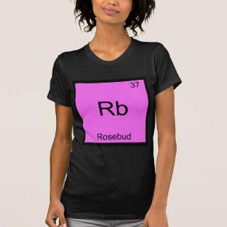 Rb - Rosebud Funny Chemistry Element Symbol Tee