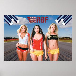 RBF Calendar Cover Poster