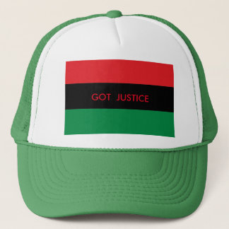 RBG JUSTICE TRUCKER HAT