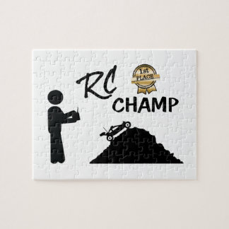 RC First Place Champ Puzzle
