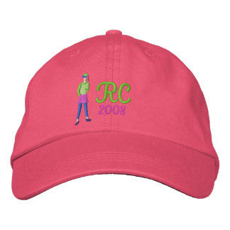 rc girl 2008 embroidered hat