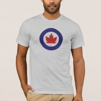 RCAF- 2 Roundels T-Shirt