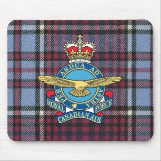 RCAF Original Tartan Mouse Pad