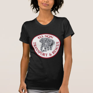 RCAF Patch Royal Canadian Air Force 413 Transporta T Shirts