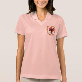 Rottweiler Club of Canada womans Golf shirt