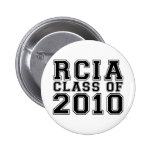 RCIA Class of 2010 Pinback Buttons