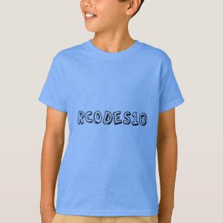 Rcodes10 Apparel T-Shirt