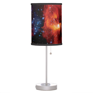 RCW 108 Star Forming Region - Hubble Space Photo Table Lamp