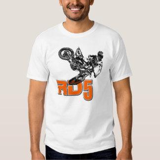 RD5 Bike t-shirt