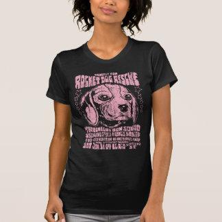 RDR Benefit Poster (vintage pink) T-Shirt