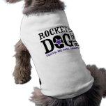 RDR Dog T (angled) Pet Tee Shirt