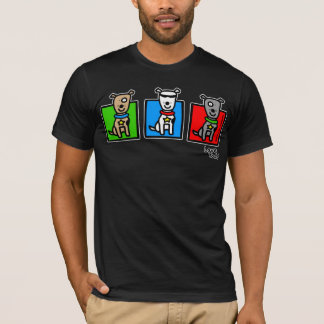 RDR - Todd Parr (3 Dogs) T-Shirt