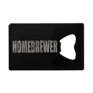 RDWHAHB Homebrewer Bottle Opener Credit Card Bottle Opener