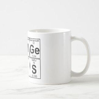 Re-Al-Ge-Ni-U-S (real genius) - Full Coffee Mug