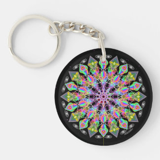 Re-aligning/Deep Peace 2 Keychain