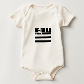 Re-Build Sports Baby Bodysuit