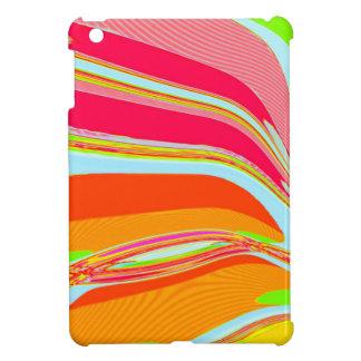 Re-Created Archangel Wing by Robert S. Lee iPad Mini Cover