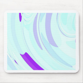 Re-Created Archangel Wing by Robert S. Lee Mouse Pad