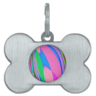 Re-Created Archangel Wing by Robert S. Lee Pet ID Tags