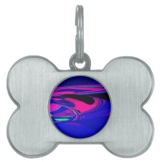 Re-Created Archangel Wing by Robert S. Lee Pet Tag
