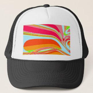 Re-Created Archangel Wing by Robert S. Lee Trucker Hat
