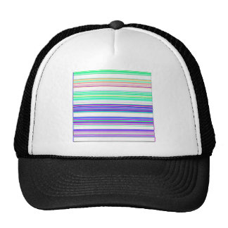 Re-Created Channels Trucker Hat