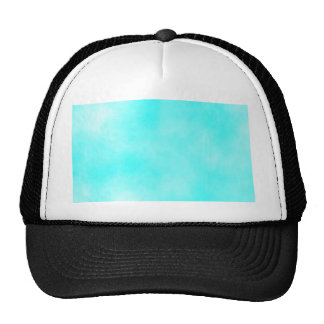 Re-Created Clouds Mesh Hat