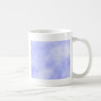 Re-Created Clouds Coffee Mugs