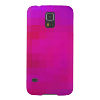 Re-Created Colored Squares Cases For Galaxy S5