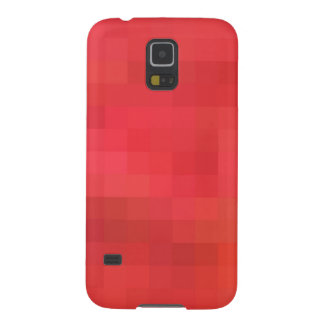 Re-Created Colored Squares Galaxy S5 Case