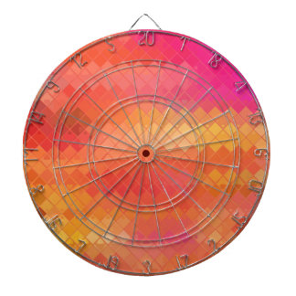 Re-Created Flying Carpet Dartboards