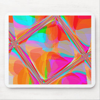Re-Created Glass Ceiling by Robert S. Lee Mouse Pad