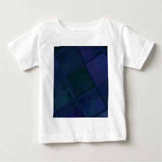 Re-Created Mirrored SQ by Robert S. Lee Baby T-Shirt