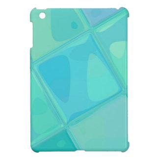 Re-Created Mirrored SQ by Robert S. Lee iPad Mini Covers
