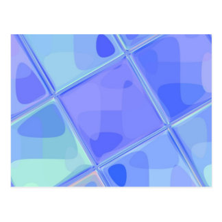 Re-Created Mirrored SQ by Robert S. Lee Postcard