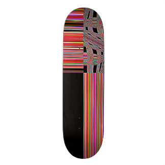 Re-Created Southern Cross Custom Skate Board