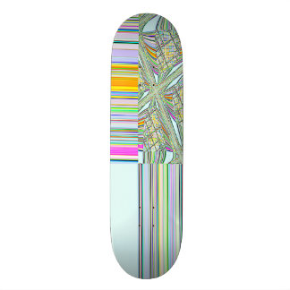 Re-Created Southern Cross Skate Deck