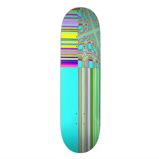 Re-Created Southern Cross Skateboard Deck