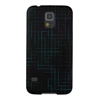 Re-Created Squares Galaxy S5 Case