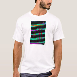 Re-Created Urban Landscape T-Shirt