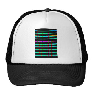 Re-Created Urban Landscape Trucker Hat
