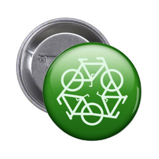 Re-Cycle 2 Inch Round Button